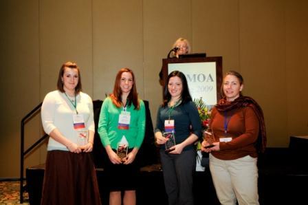Spring 2009 Scholarship Winners