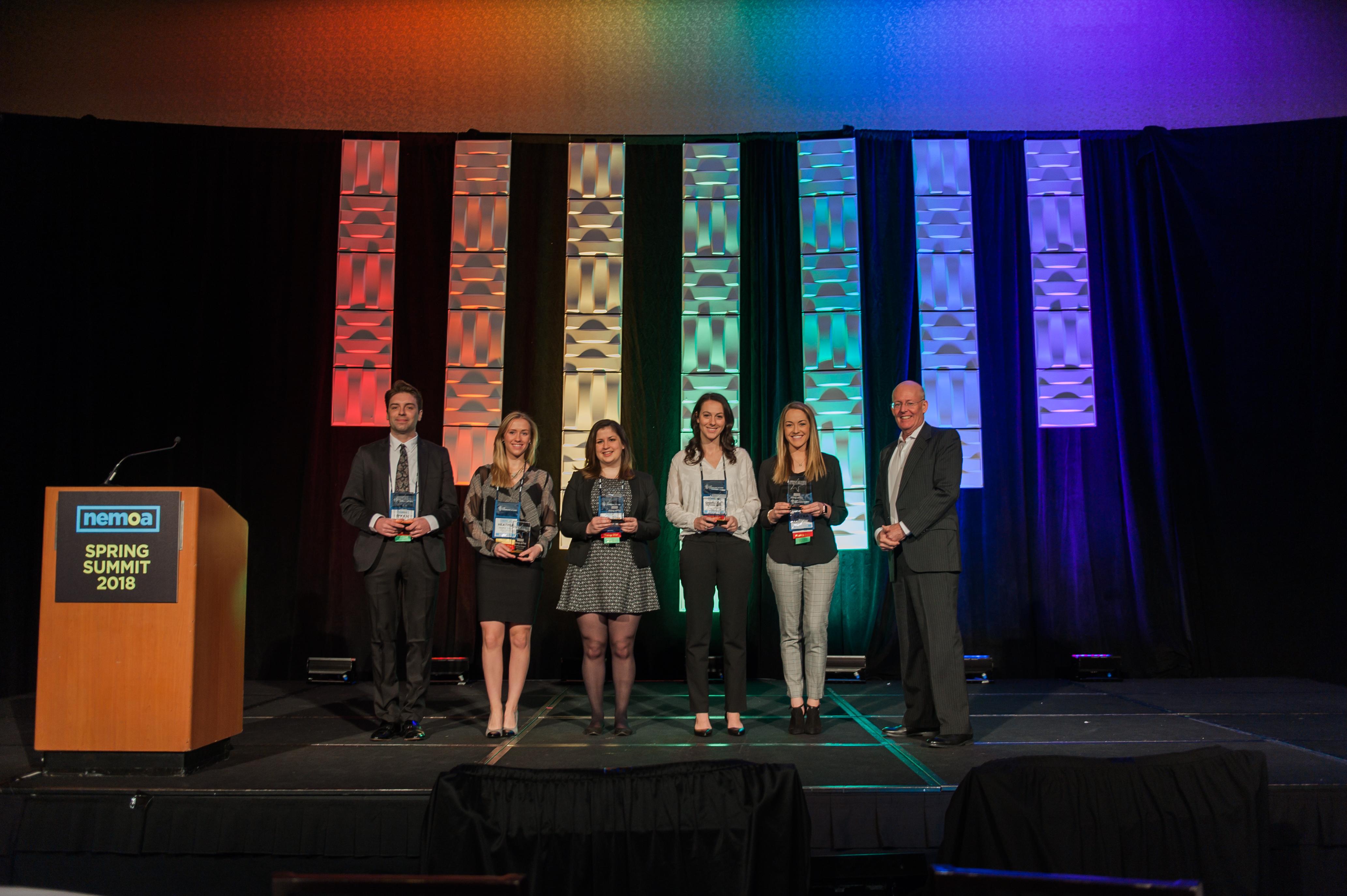 Spring 2018 Scholarship Winners
